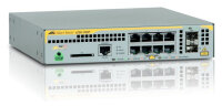 Allied Telesis AT x230-10GP - Switch - L2+ - managed - 8...